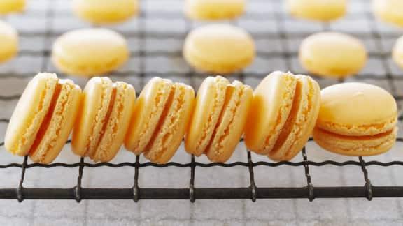 recette de macarons français
