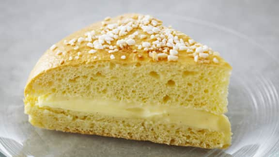 recette de tarte tropézienne