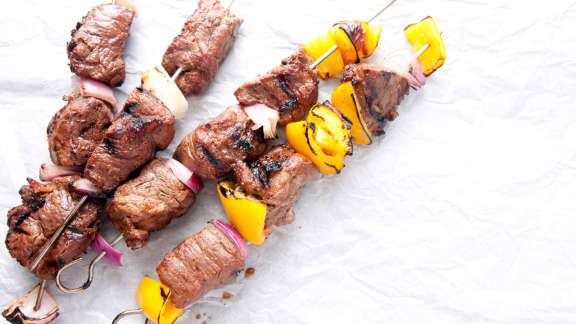 le vrai shish kebab