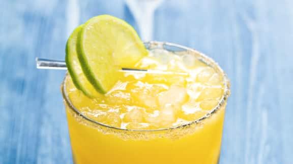 cocktail à la clémentine