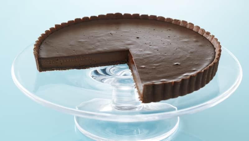 Pâtisseries au chocolat