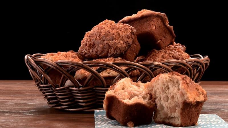 De l'orange au chocolat, il n'y a qu'un petit pain