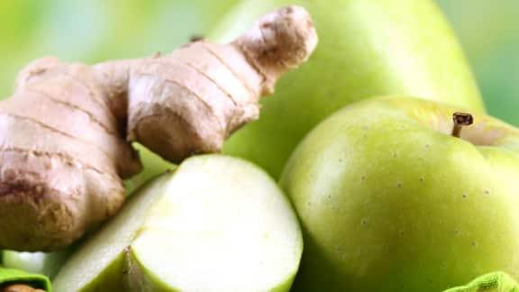 Marinade à la pomme