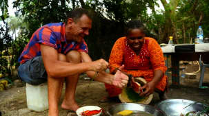 Fred - Le globe-cooker :Comores