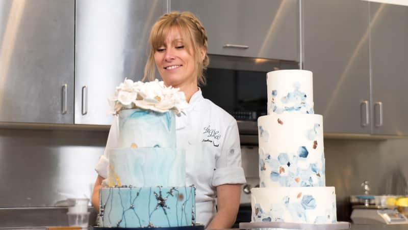 Gâteau 7 étages