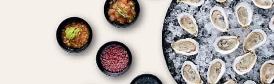 Mignonettes pour les huîtres