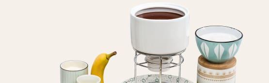 5 fondues au chocolat gourmandes