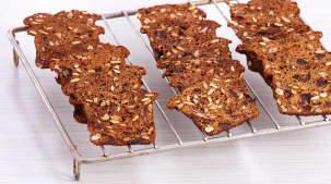 Biscuits croustillants