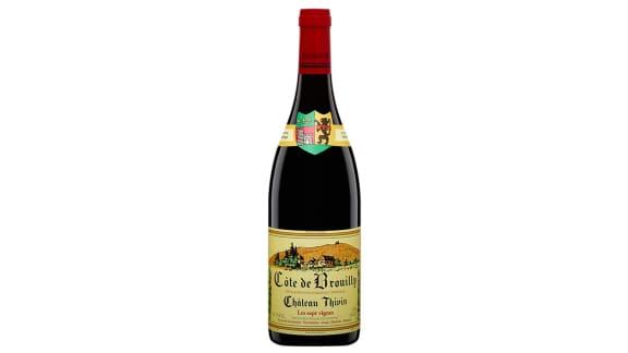 Château Thivin Côte de Brouilly Cuvée Les Sept Vignes 2016