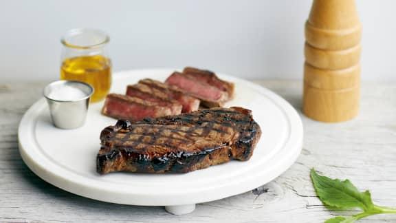 Le steak idéal