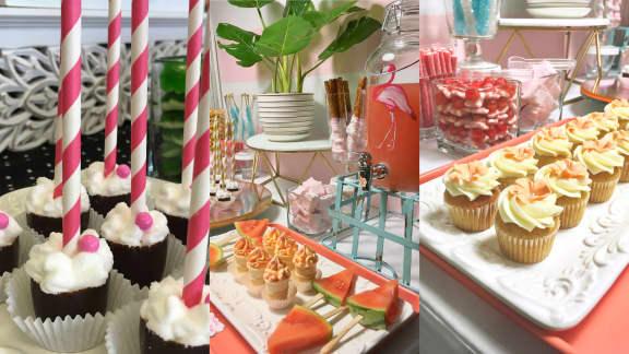 Comment réaliser une table à desserts en 5 étapes