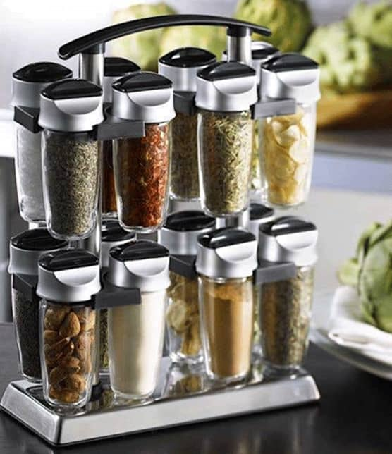 5 accessoires pratiques pour ranger vos épices