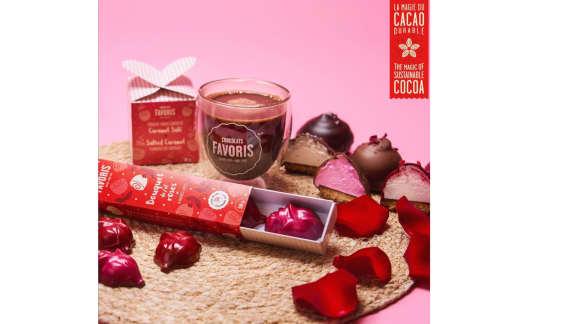 7 chocolats à offrir à l'élu de votre coeur pour la Saint-Valentin