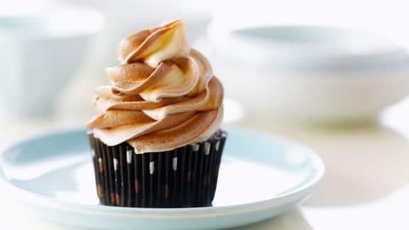 Cupcakes épicés au chocolat