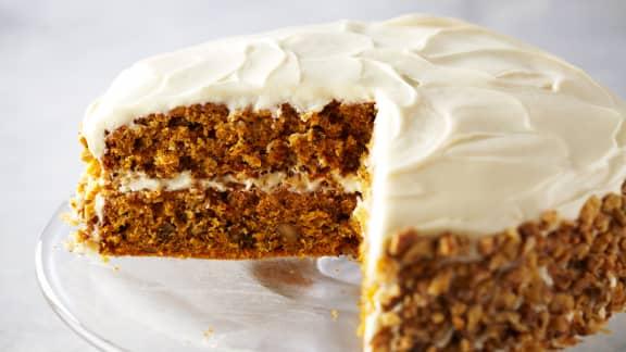 TOP : 5 recettes de gâteau aux carottes