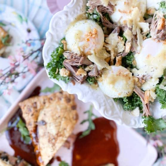 12 repas à emporter ou à se faire livrer pour le Brunch de Pâques