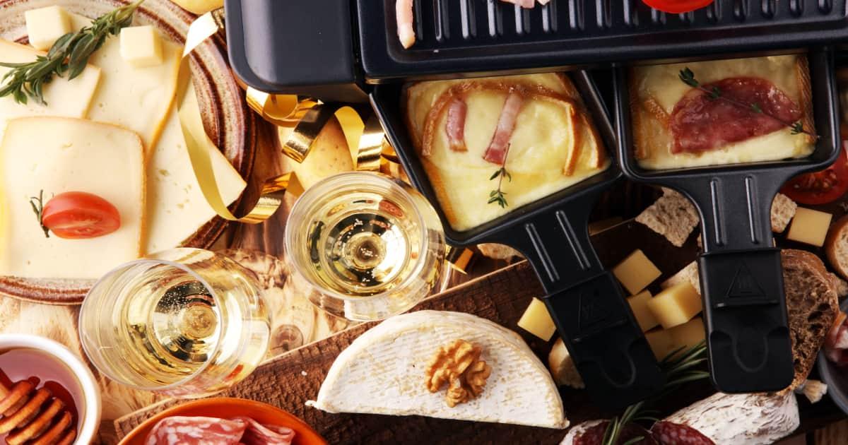 Le Guide De La Raclette Parfaite Zeste