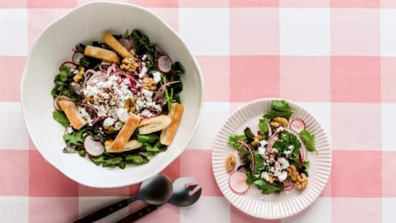 Recette de salade de sumac