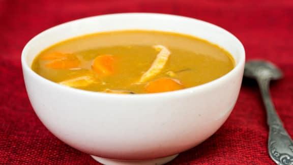 Soupe de poisson islandaise