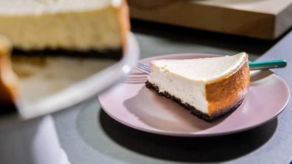 Gâteau aux fromages allégés