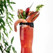 Bloody Caesar survolté