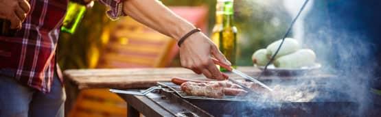 10 aliments insolites à faire cuire sur le BBQ