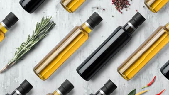 Les huiles, herbes et épices