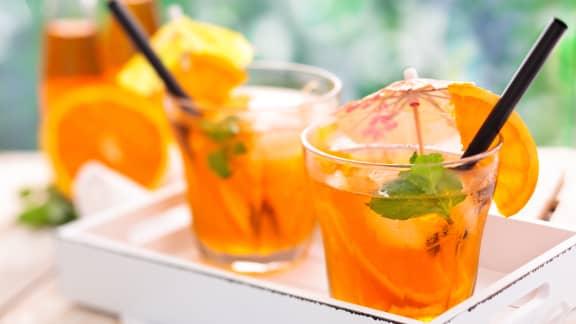 Accueillez vos invités avec des boissons festives et faciles à réaliser!