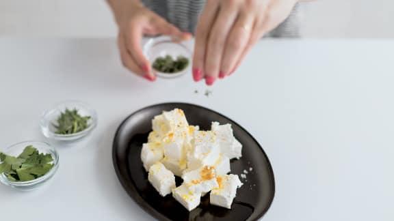 Comment faire du fromage frais (paneer)