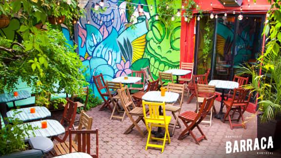 7 restaurants avec une belle terrasse pour profiter de l'été en toute sécurité