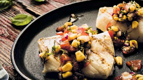 TOP : 8 savoureux poissons à faire griller sur le BBQ