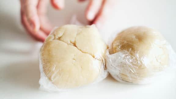 Réfrigérer la pâte
