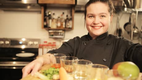 La salade parfaite selon Marie-Andrée Plouffe