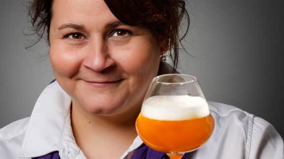 Katia Bouchard : une bière-trotter gourmande à découvrir!