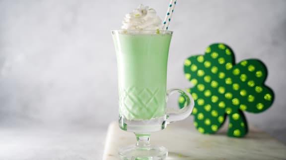 Milkshake irlandais