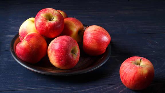 Pedigree d'une icône: la pomme du Québec