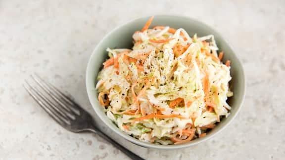 TOP : 10 meilleures recettes de salades de chou