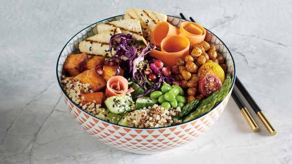 TOP : 20 recettes végétariennes