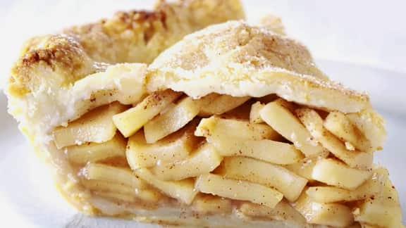 tarte aux pommes «cordon bleu»