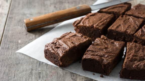 TOP : 10 recettes de brownies moelleux