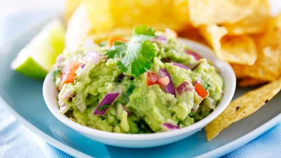 TOP : 5 recettes faciles et originales de guacamole