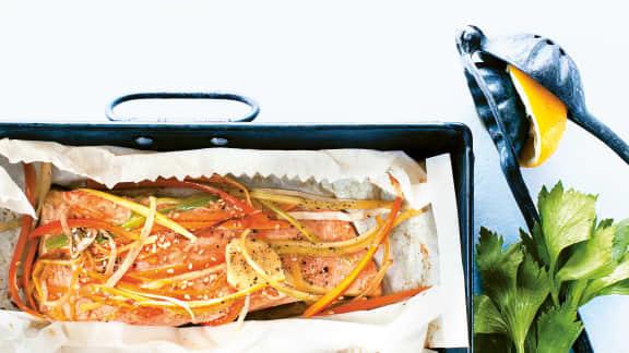 TOP : Les meilleures recettes de saumon pour la semaine