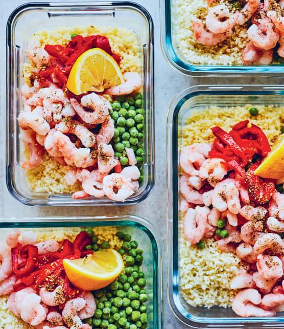 Menu de la semaine : Lunchs faciles et pratiques