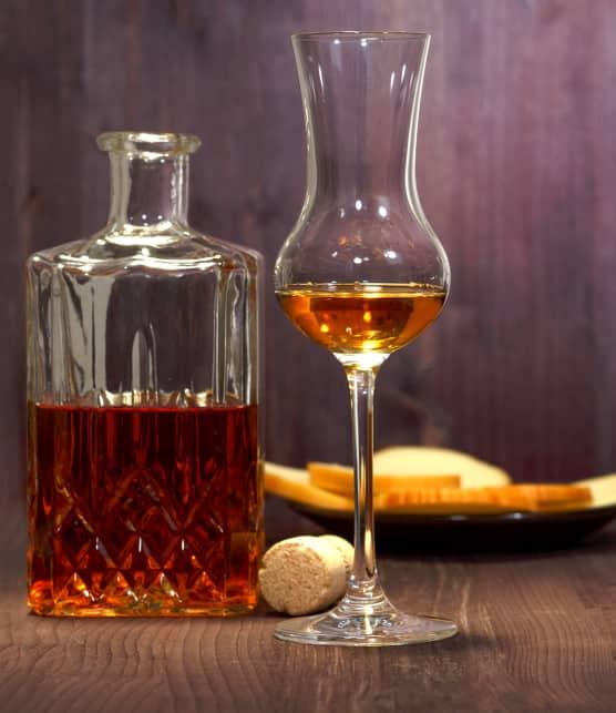 Le meilleur type de verre pour la dégustation du cognac selon Yan Aubé et Julie Mecteau