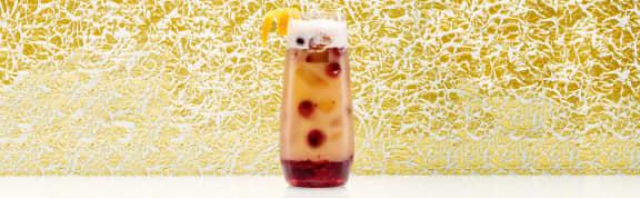 Boissons et cocktails avec alcool