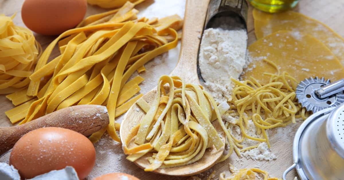 Recette de pâte fraîches maison | Foodlavie