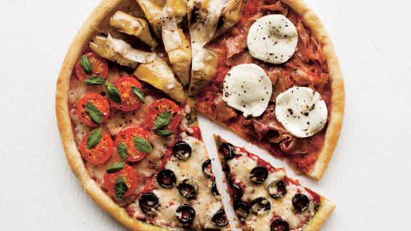 Pizzas : 12 trucs pour lui donner du punch