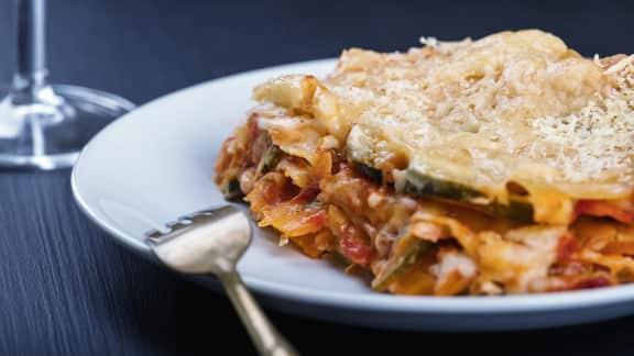 Lasagne santé façon one-pot