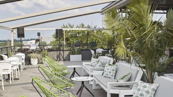 7 restaurants avec belle terrasse pour profiter de l'été