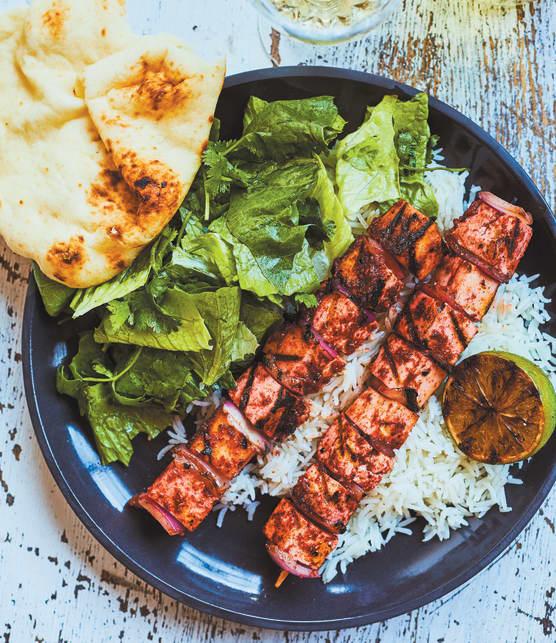 Menu de la semaine du 26 au 30 juillet : Recettes estivales végétariennes